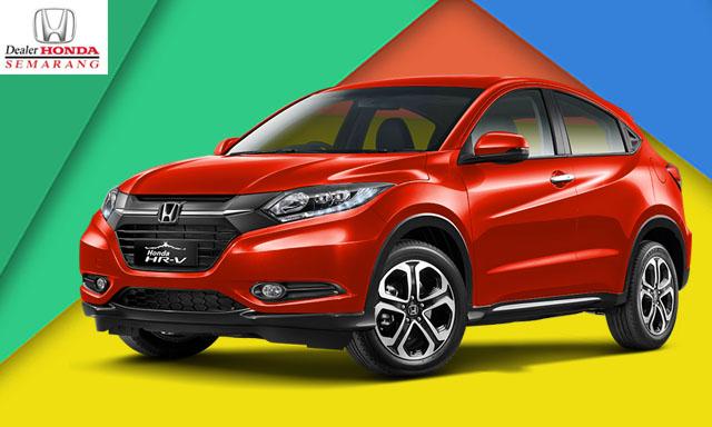 tampilan gagah Honda HR-V Semarang